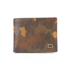 Маленький кошелек Tony Perotti цвета милитари